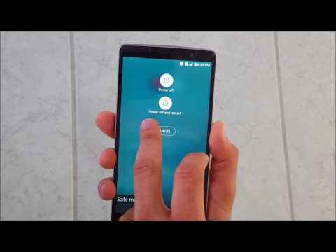 How To Get LG G Stylo IN & OUT Of Safe Mode