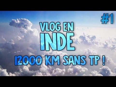 Vlog en Inde #1 : 12000 km sans TP ! Lyon - Dubai - Chennai