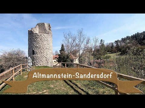 Altmannstein - Sandersdorf