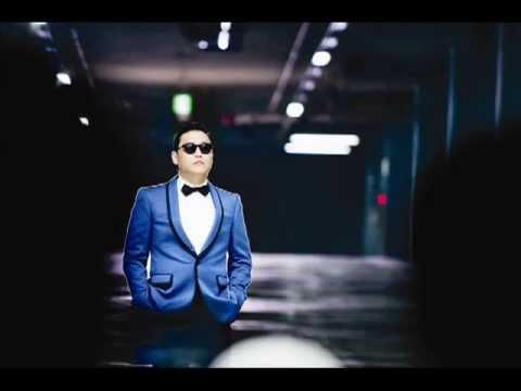 PSY - Gentleman (싸이-젠틀맨)  + LYRICS!!
