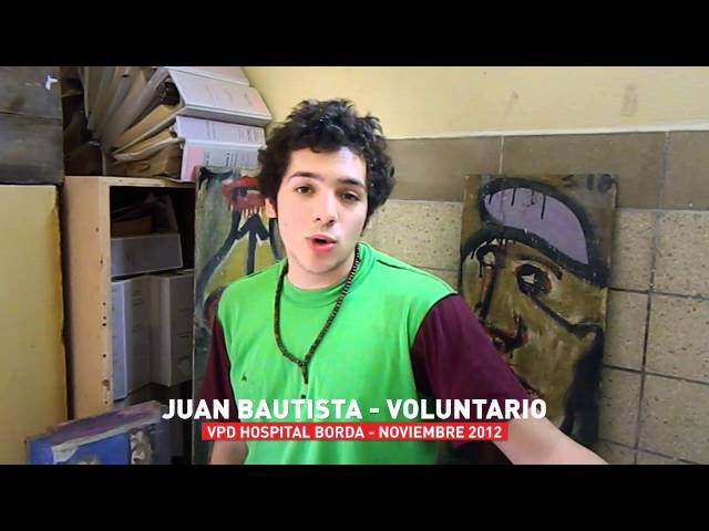 Juan Bautista es Voluntario Videos De Viajes