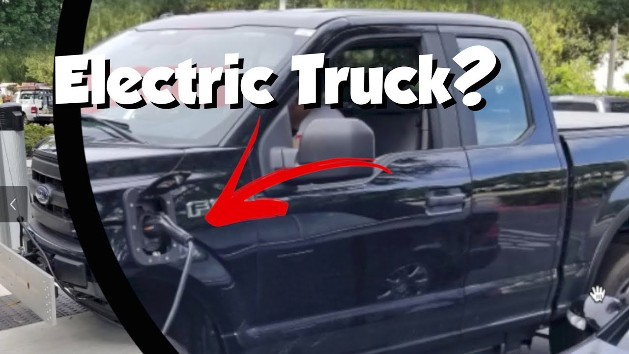 electric ford  truck rivian  pickup reaction review youtube
