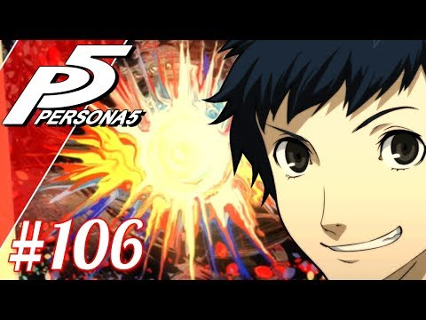 I WON'T BE STAINED BY DESIRE; I CAN SEE HOPE - 11/10 - 11/13 | Let's Play Persona 5 (blind) part 106