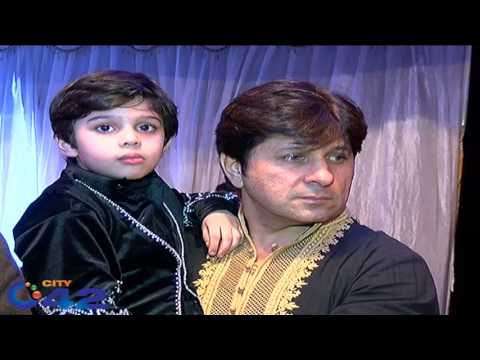 Birthday Of Famous Actress Khushboo's Son