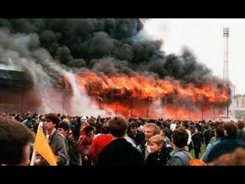 Bradford City Stadium Fire 1985 - Man Saves Baby BBC ...