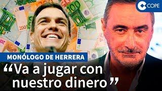 Herrera-quot-Dr-Calamidad-gasta-tu-dinero-en-su-beneficio-quot