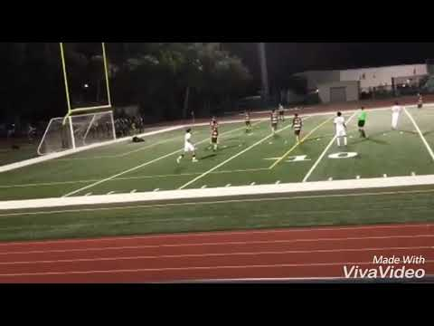 Stephon Davis - ⚽️ Goals
