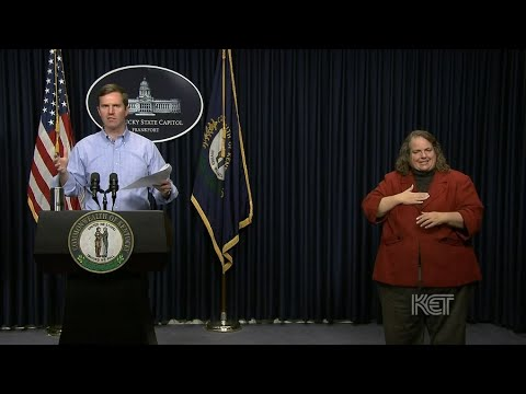Gov. Andy Beshear signs bill giving relief to Kentucky schools amid ...