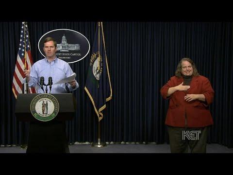 Gov. Andy Beshear March 24 5:00 Pm Update | Coronavirus | KET