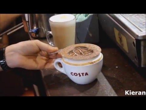 Кафе amp quot Коста amp quot в торговом центре amp quot Паладиум