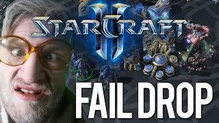 Maxim mit dem fail drop! | Starcraft 2 gegen Maxim Game 3 der RTS-Olympiade