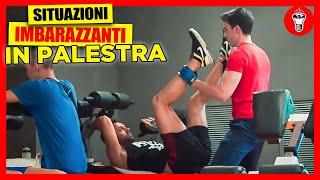 Situazioni Imbarazzanti in Palestra - feat. Maurizio Merluzzo - [Candid Camera] - theShow