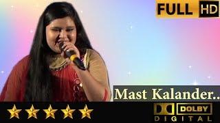 Mast Kalander - मस्त कलंदर from Welcome Back (2015) by Sneha Shankar