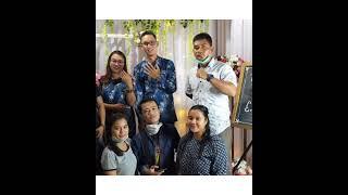 Pertunangan Putra Dayak Kalimantan#Shorts