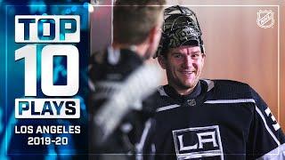 Top 10 Kings Plays of 2019-20 ... Thus Far | NHL