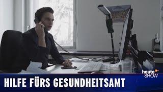 Überlastete Gesundheitsämter: Jetzt packt Fabian Köster mit an!