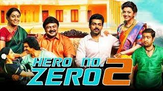 Hero No Zero 2 (All in All Azhagu Raja) Hindi Dubbed Full Movie   Karthi, Kajal Aggarwal, Radhika