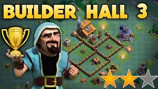 Clash Of Clans - MASTERING BH3 MASTER BUILDER BASE CLASH OF CLAN 2017 #2