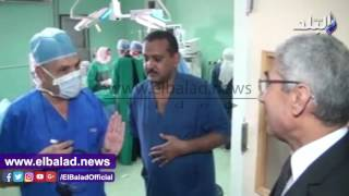 فيديو.. 8 عمليات قلب مفتوح مجانا لأطفال في مستشفى قنا الجامعي
