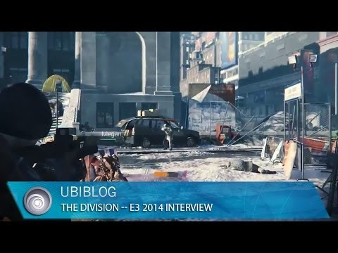The Division -- E3 2014 UbiBlog Interview [North America]