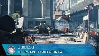 The Division -- E3 2014 UbiBlog Interview [North America]