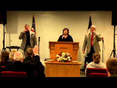 """Revival 3-28-16 """"I Think I Will Stay With Jesus"""" Job 13:15"""