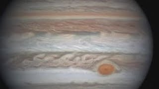 Amazing pictures of Jupiter from Juno thumbnail