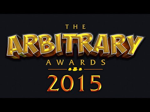 TotalBiscuit's Arbitrary Video Game Awards - 2015