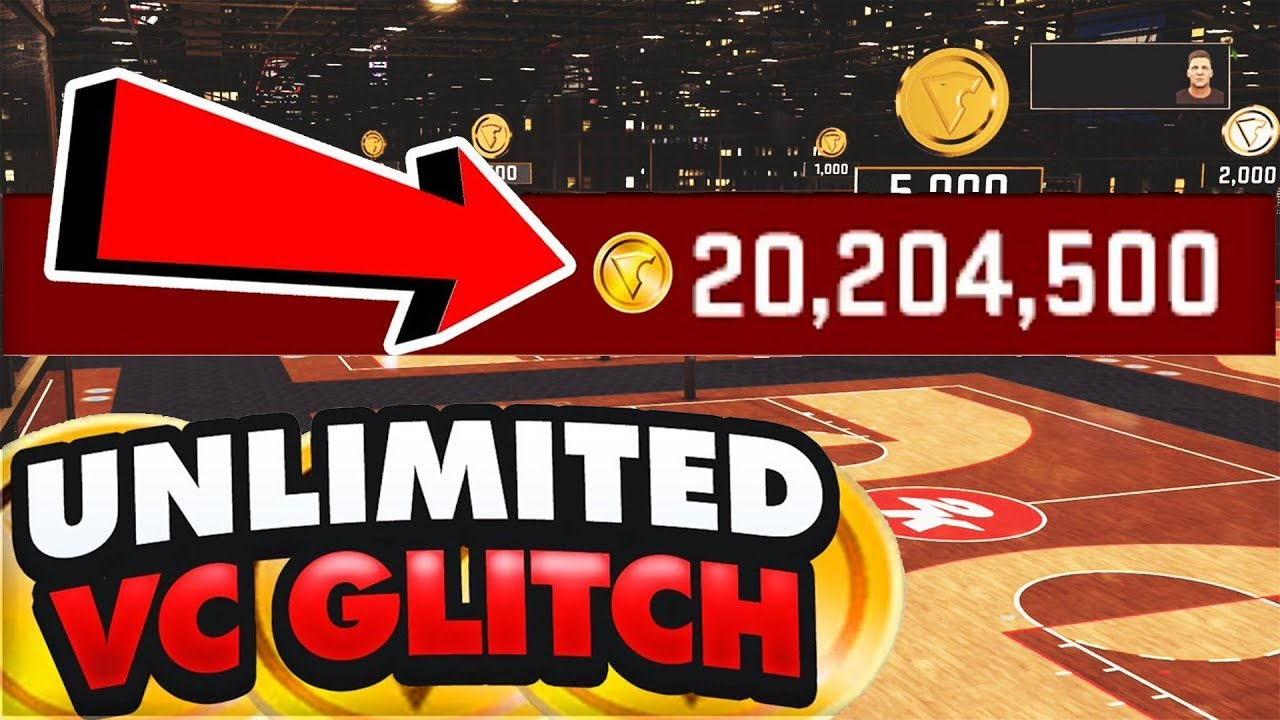 UNLIMITED VC GLITCH • NOT CLICKBAIT • WATCH BEFORE IT'S PATCHED (NBA 2K18 VC Glitch)