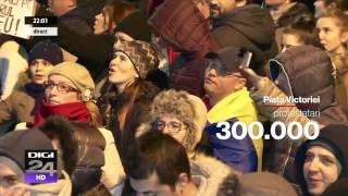 "&quotDesteapta-te, romane"" - Proteste 5 februarie 2017"