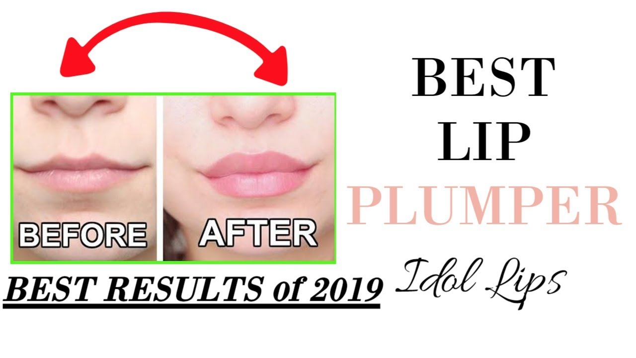 Best Lip Plumper 2019 Best Lip Plumper of 2019   Idol Lips Hot Now!💋   YouTube