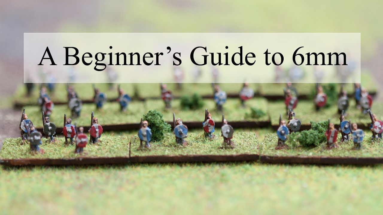 A Beginner's Guide to 6mm | Ep 3 | Basing your 6mm Miniatures