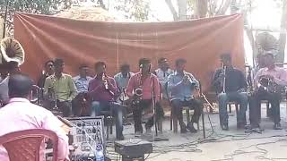 Dharapat shakti band performance in rice ceremony of aratrika nandy .danna