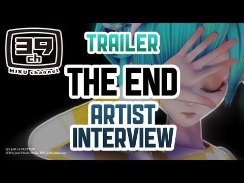 【TRAILER】 オペラ「THE END」 Artist Interview 【VOCALOID OPERA】