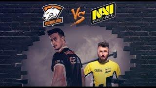 Шоу-матч Na`Vi vs. Virtus.pro на рулях!!!