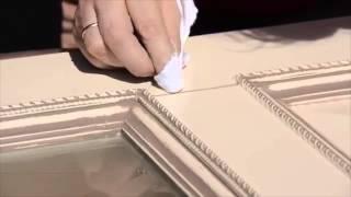 Видеоурок по реставрации дверей Халес