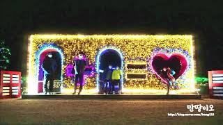 [태안안면도2박3일여행] 태안빛축제 (2021년 5월)