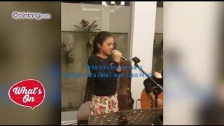 Allea Anak Ariel NOAH Suaranya Bikin Netizen Merinding MP3