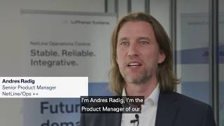From airliner to airliner - Andres Radig / Lufthansa Systems
