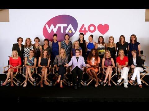 WTA Live: 40 LOVE presented by Xerox