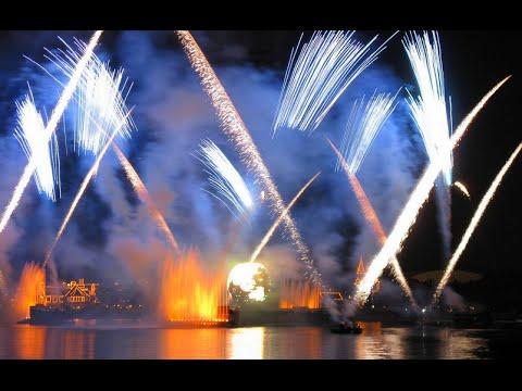 Illuminations Reflections Of Earth Full Show HD Epcot Walt Disney World