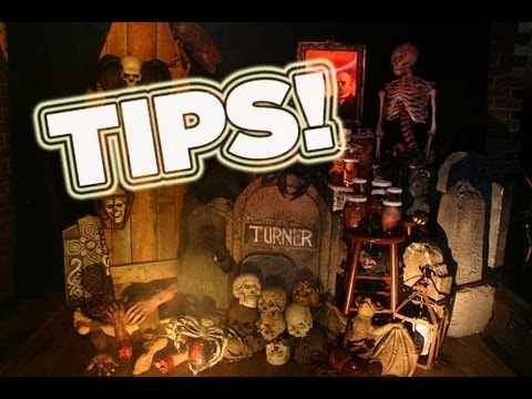 Haunted house props diy