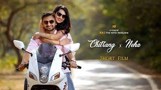 CHITRANG & NEHA  WEDDING  SHORT FILM | RAJ the foto pavilion - Parvat Patiya, Surat