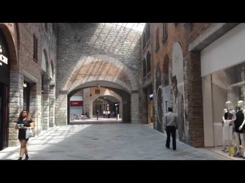 Dubai Outlet Village Walk Thru