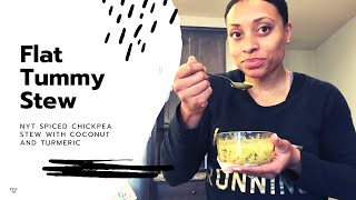 Easy Chickpea One Pot Meal Review | Flat Tummy Stew