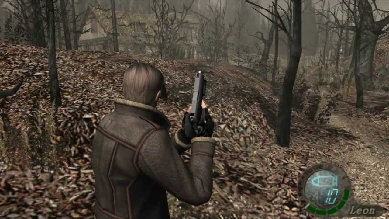 Resident 4 Ps2