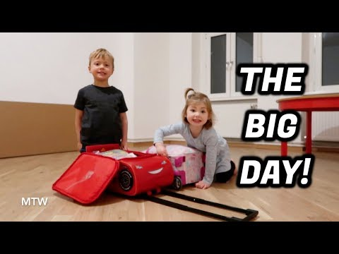 We Moved to Berlin Today! - April 25, 2019 ...