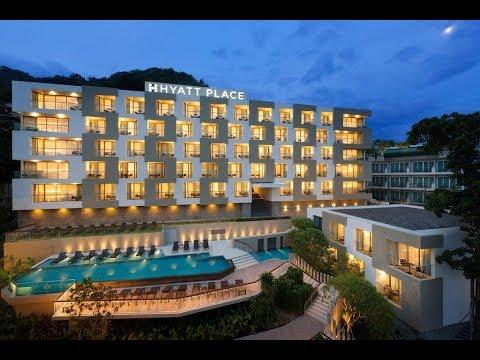Hyatt Place Hotel -  Patong Beach - Phuket - Thailand