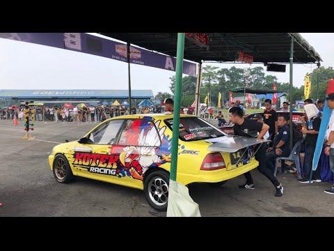Kejurnas Drag Race Putaran 6 Lanud Soewondo Medan 21 Juli 2019