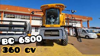 COLHEITADEIRA VALTRA BC6800 DE 360CV
